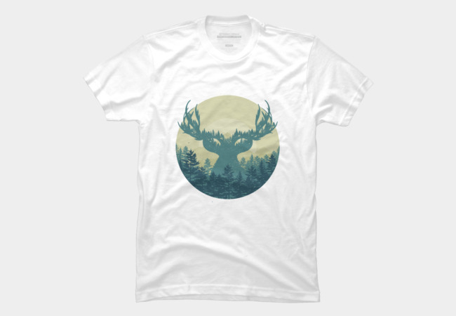 Trees Men's T-Shirt