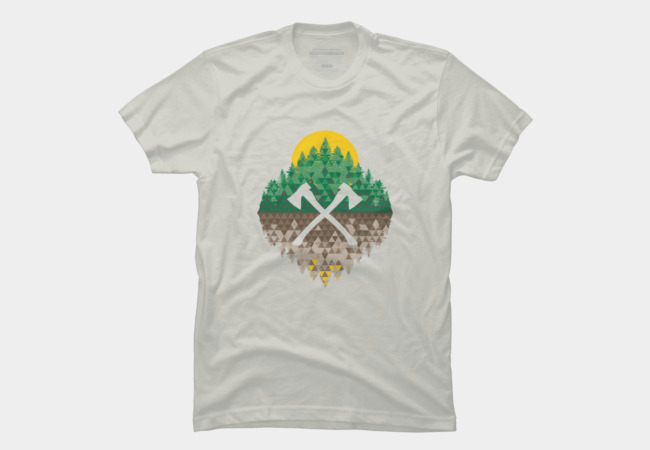 Axes Men's T-Shirt