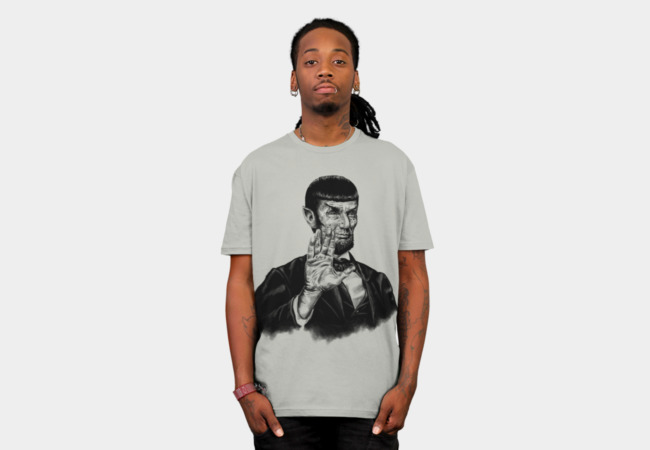 Live Long & Emancipate T-Shirt - Design By Humans