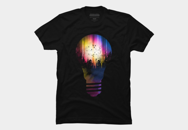 Bright Idea Men's T-Shirt