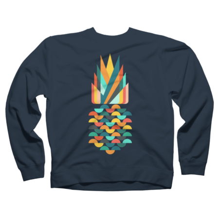 Geometric Pineapple