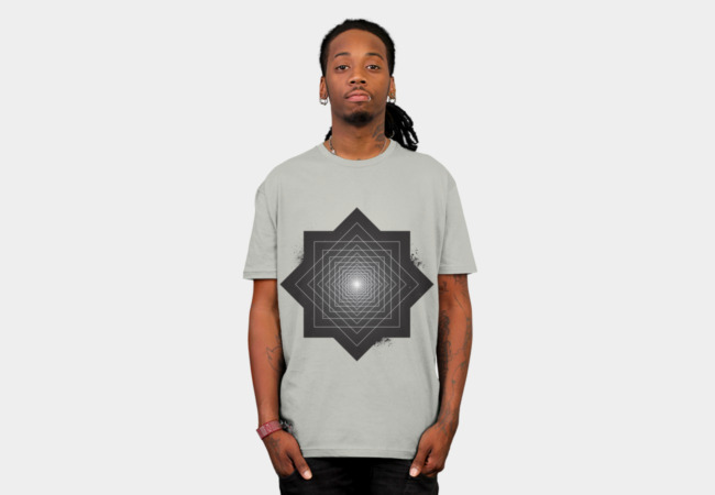 Vortex T-Shirt - Design By Humans