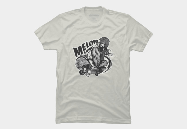 Skate Melon Men's T-Shirt