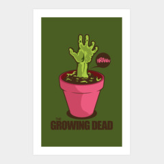 The growing dead