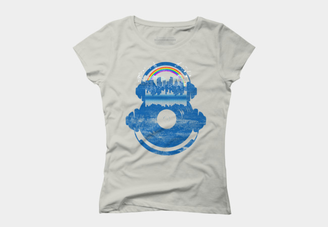 Audio City Women's T-Shirt