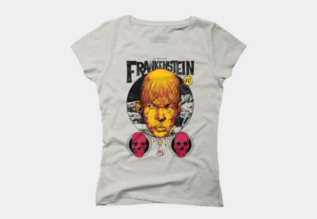 The Creature Women's T-Shirt