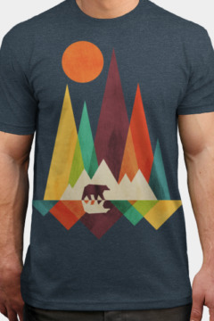 bdae4609 Men's T Shirts | Design By Humans