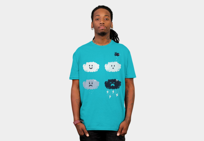 the weather forecast! T-Shirt - Design By Humans