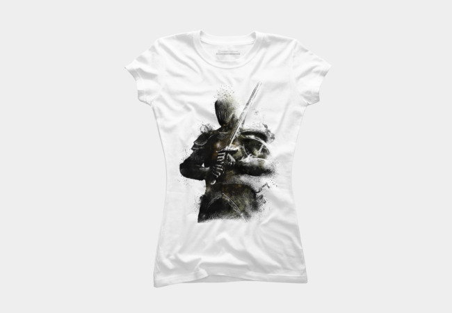 knight from the shadow Women's T-Shirt