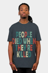 PEOPLE DIED