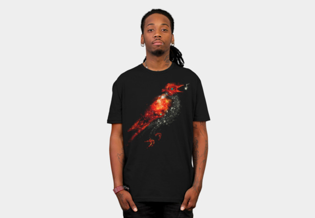 Night Song T-Shirt - Design By Humans