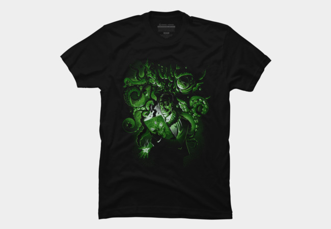 Love Cthulhu II Men's T-Shirt