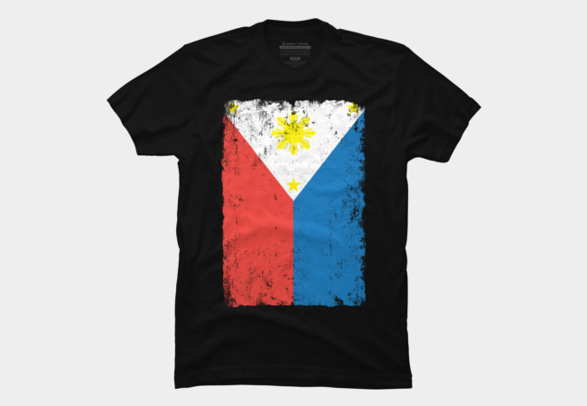 Flag of Hope by DesignsbyReg Men's T-Shirt