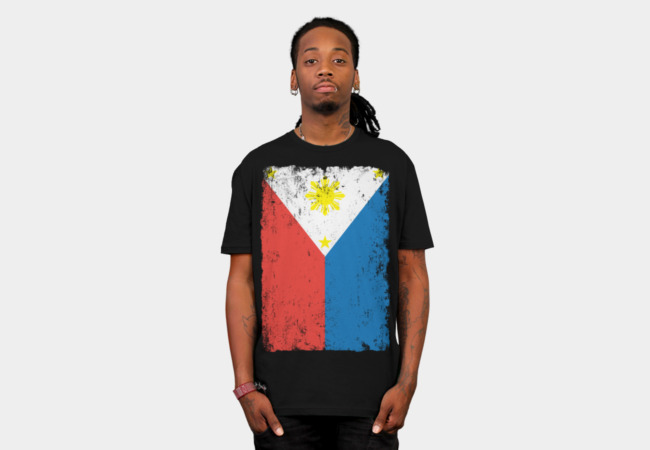 Flag of Hope by DesignsbyReg T-Shirt - Design By Humans