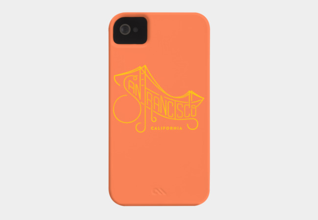 San Francisco Phone Case - Design By Humans