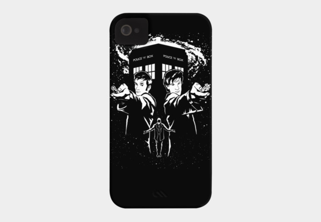 Day of the Doctor Phone Case - Design By Humans