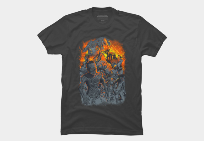 Exodus Men's T-Shirt