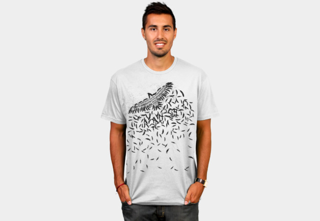 Of a feather T-Shirt - Design By Humans