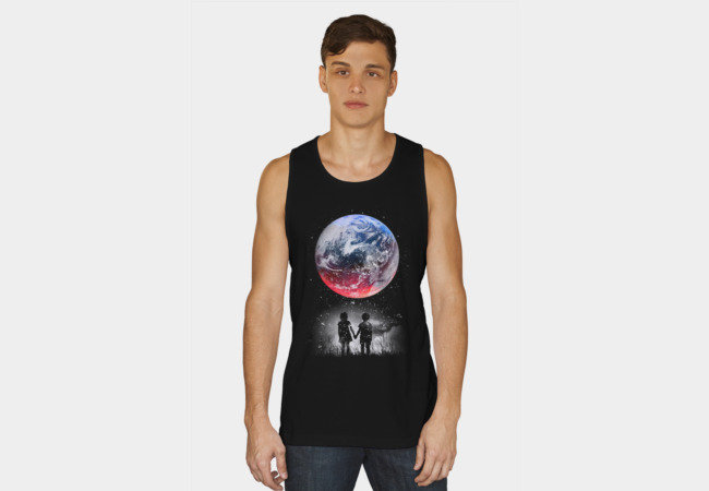 Until The End Of The World Tank Top - Design By Humans