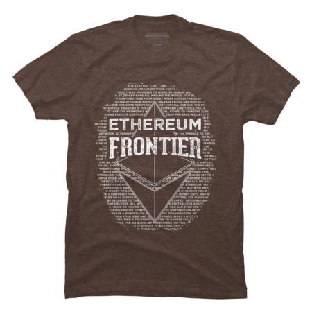 Ethereum Frontier (darkblue base)