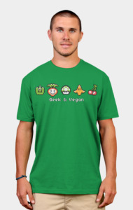 Geek and Vegan