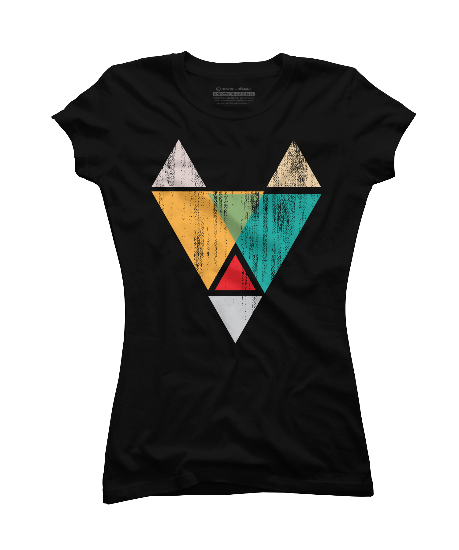 Abstract fox head Women's T-Shirt