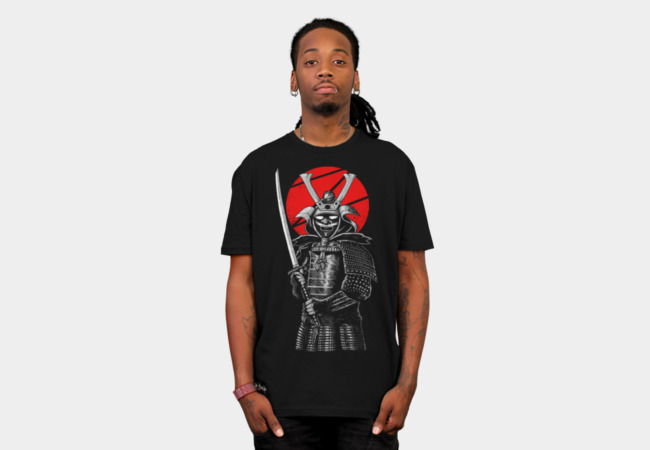 SamuraiZ T-Shirt - Design By Humans