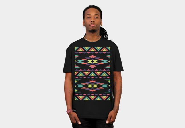 Aztec Nation T-Shirt - Design By Humans