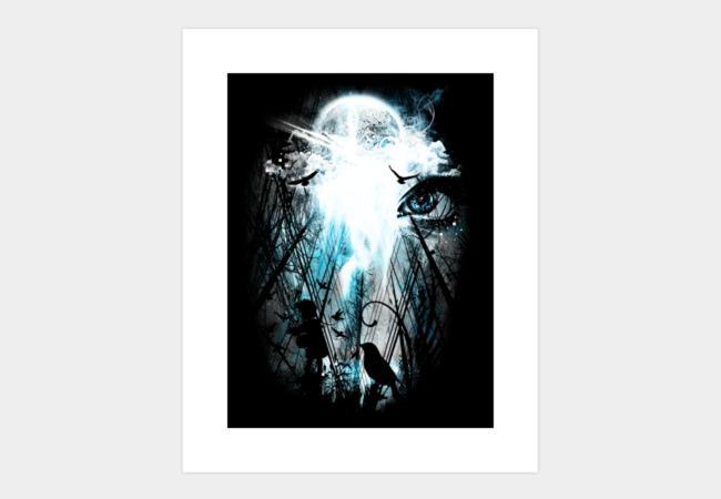 chimera Art Print - Design By Humans