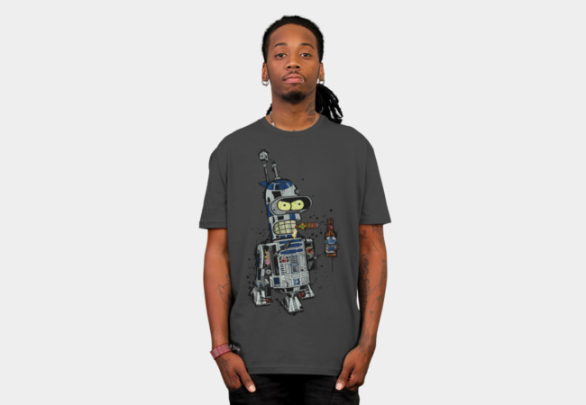 BendR2D2 T-Shirt - Design By Humans