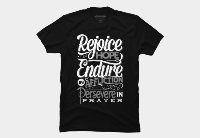 Rejoice Men's T-Shirt