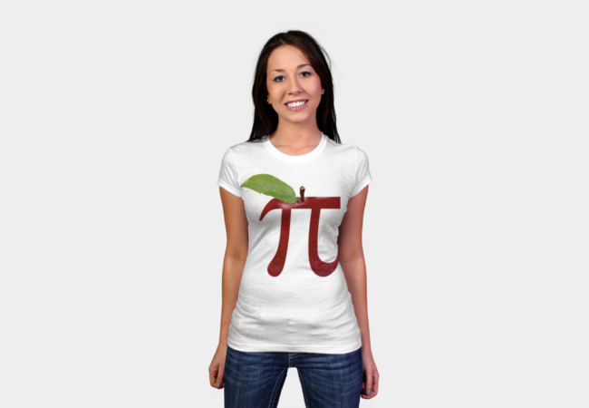 Apple Pi T-Shirt - Design By Humans