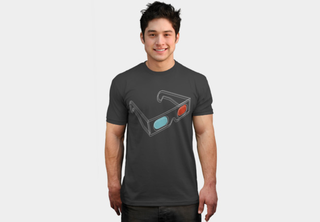 Inside 3D T-Shirt - Design By Humans