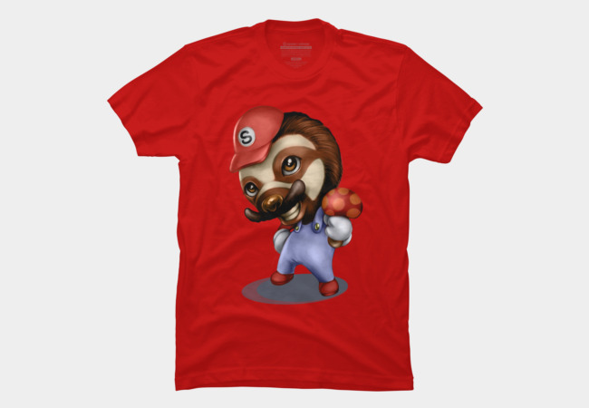Sloth Cosplay Men's T-Shirt