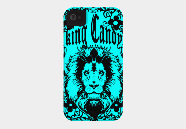 king candy Phone Case - Design By Humans