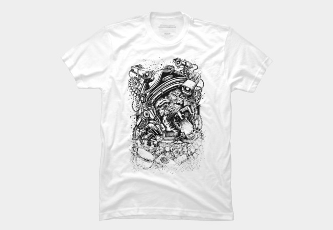 Subterranean Surveillance Men's T-Shirt
