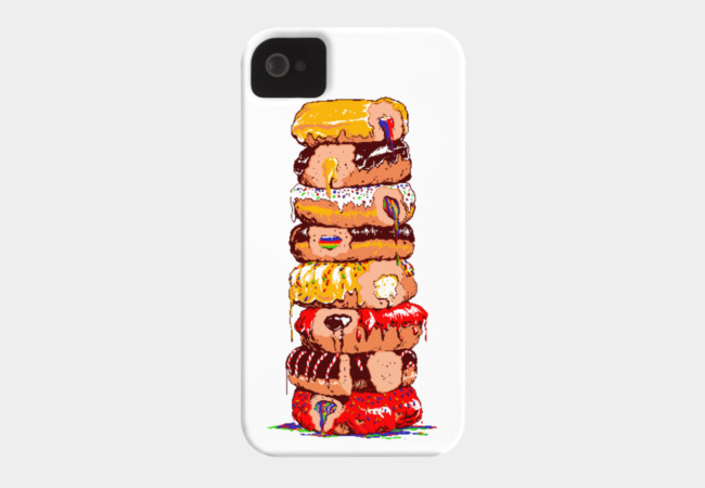 8-BITTEN Phone Case - Design By Humans