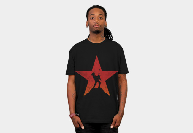 Rockstar T-Shirt - Design By Humans
