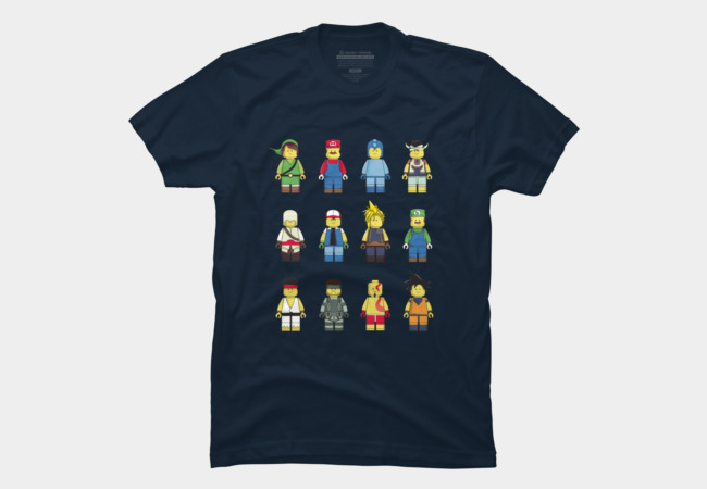 Cosplay Men's T-Shirt