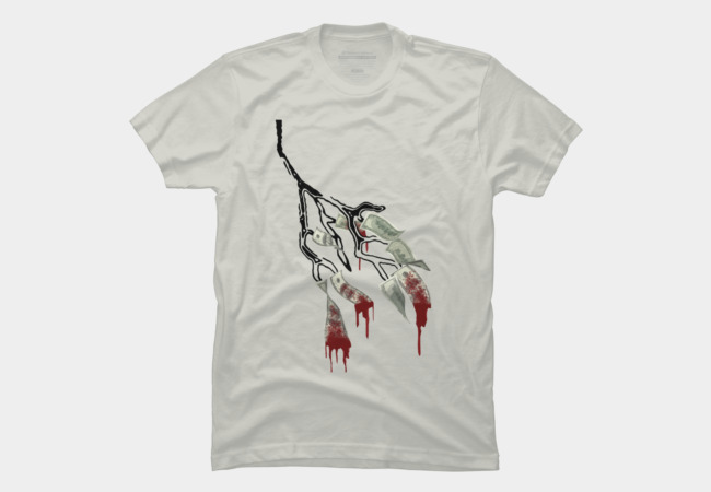 Blood on the Leaves Men's T-Shirt