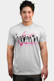 March of the Commuters (pink version)