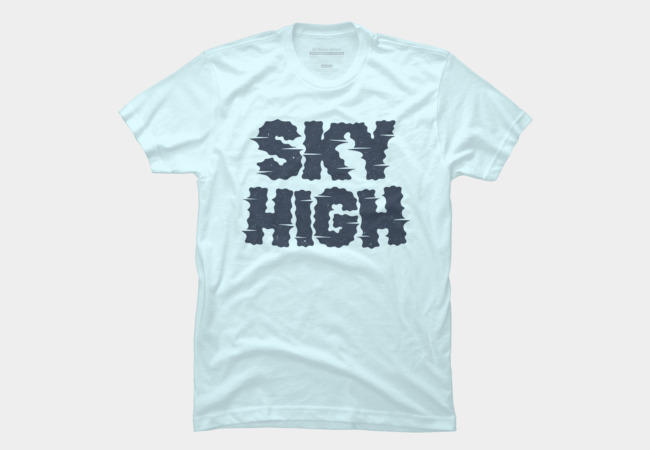 Sky High Men's T-Shirt
