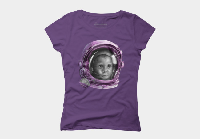 Space Baby Women's T-Shirt