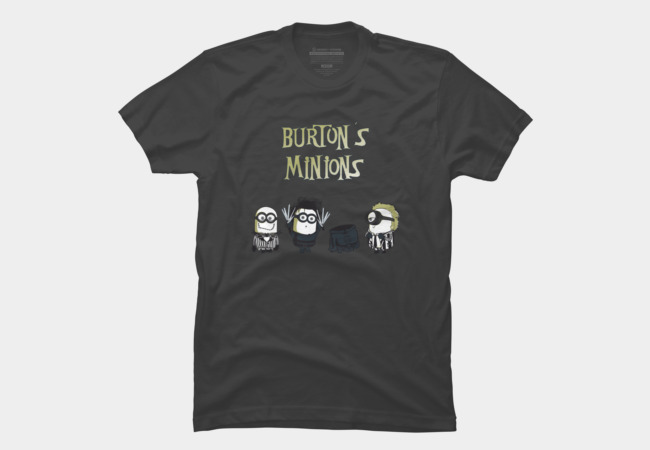 Burton's Minions Men's T-Shirt