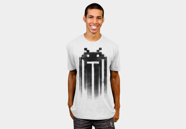 Space Punisher II T-Shirt - Design By Humans