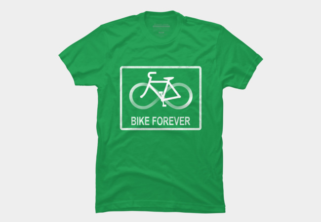 Bike Forever Men's T-Shirt