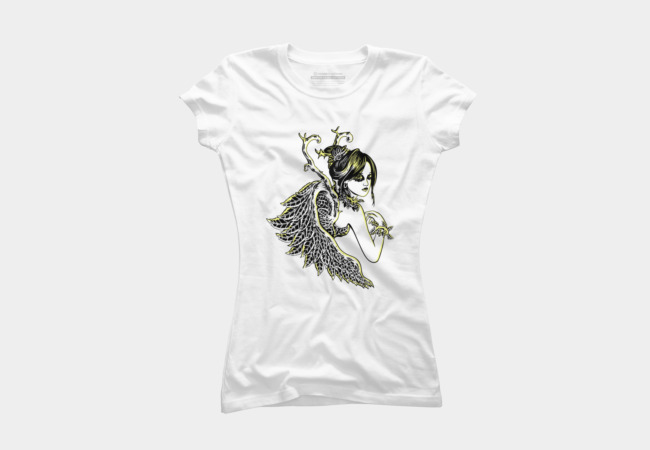 Beauty Angel Women's T-Shirt