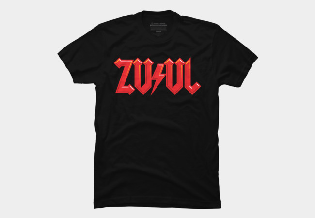 There is no Angus, only Zuul Men's T-Shirt