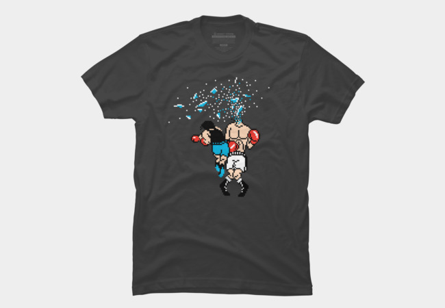 Shattered Glass Men's T-Shirt