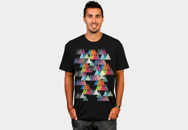 More Mountains T-Shirt - Design By Humans